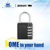 Zinc Alloy Combination Padlock WA814-2
